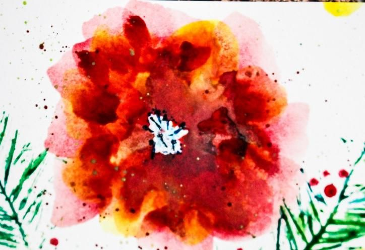 Round #2 to bring in the New Year....Maple Poppies... - image 9 - student project