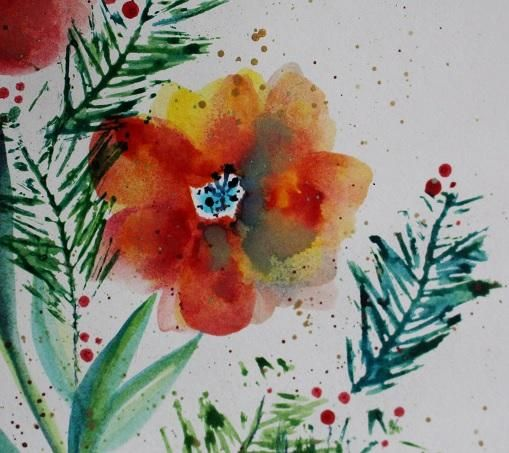 Round #2 to bring in the New Year....Maple Poppies... - image 8 - student project