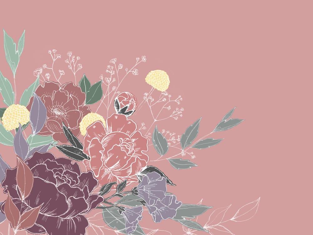 pastel bouquet - image 2 - student project