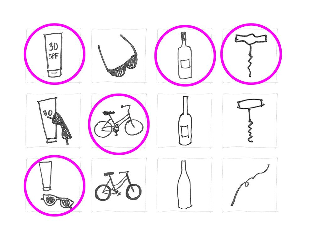 Wine Tasting by Bicycle in Sonoma - image 7 - student project
