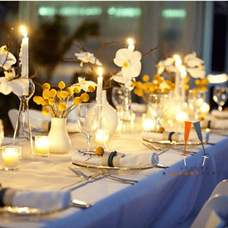 Afford A Luxury Party - image 3 - student project