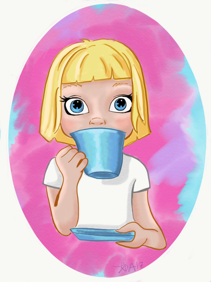 Tea Time - image 2 - student project