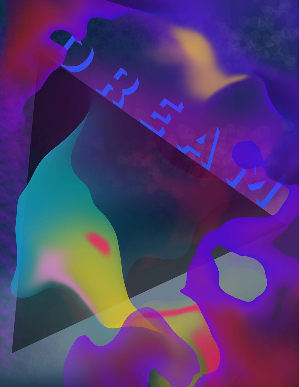 Dreamy gradients - image 2 - student project