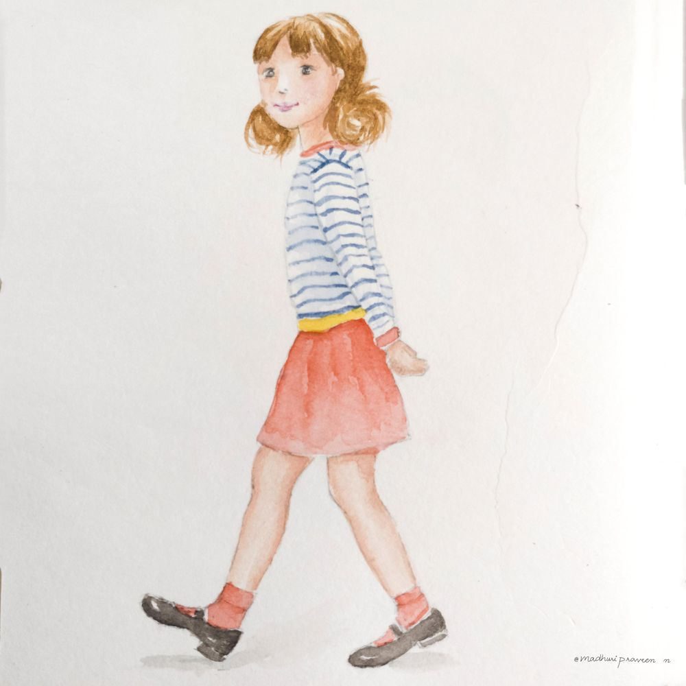 Little Girl - image 3 - student project