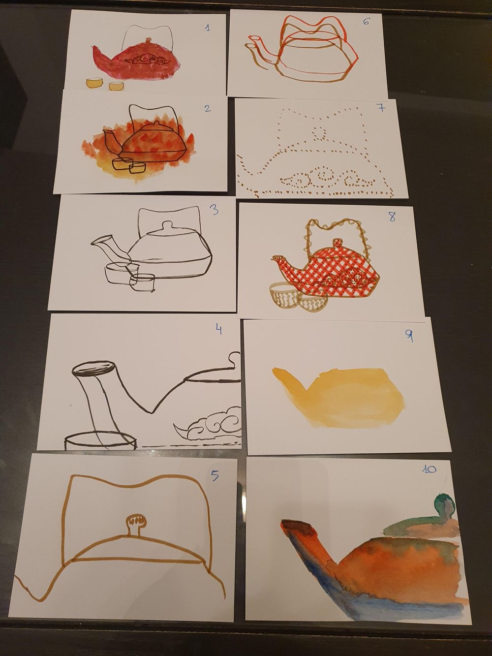 Teapot - image 1 - student project