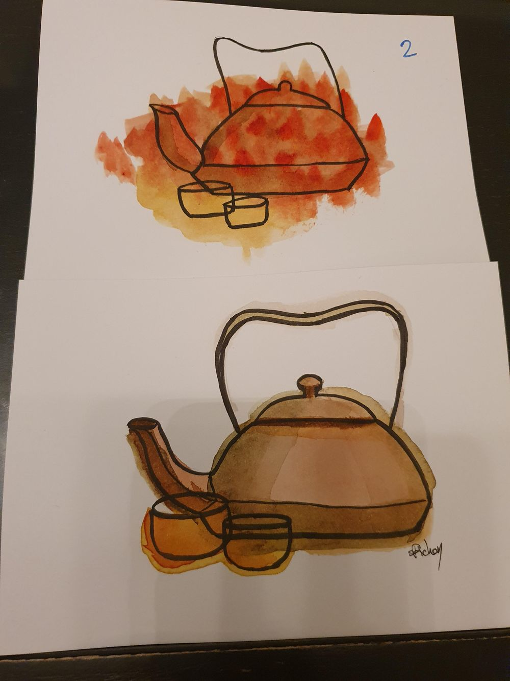 Teapot - image 2 - student project