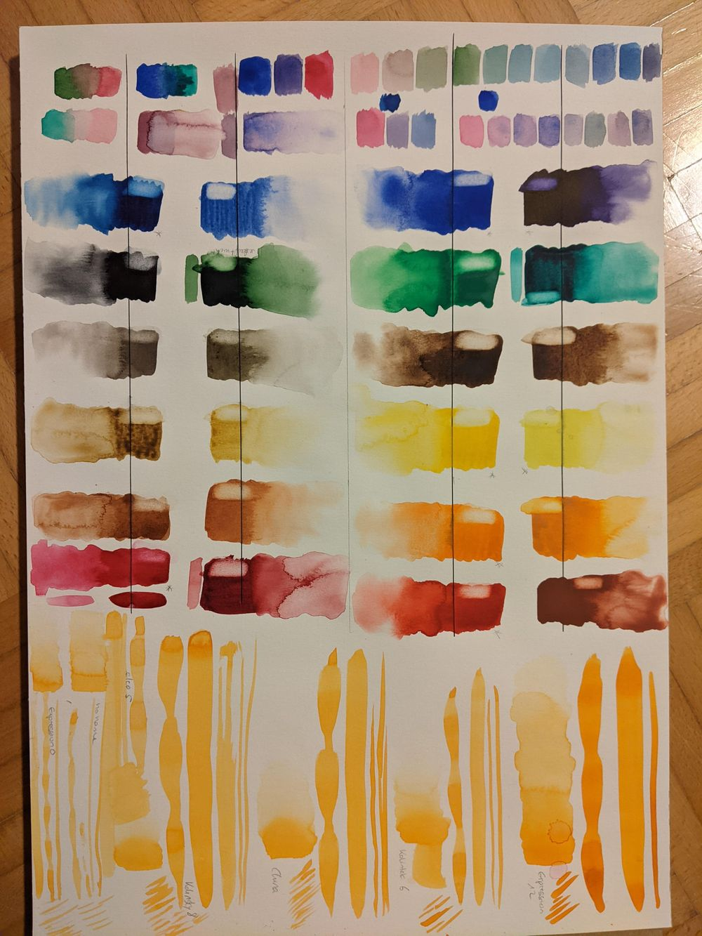 Color mixing - image 1 - student project
