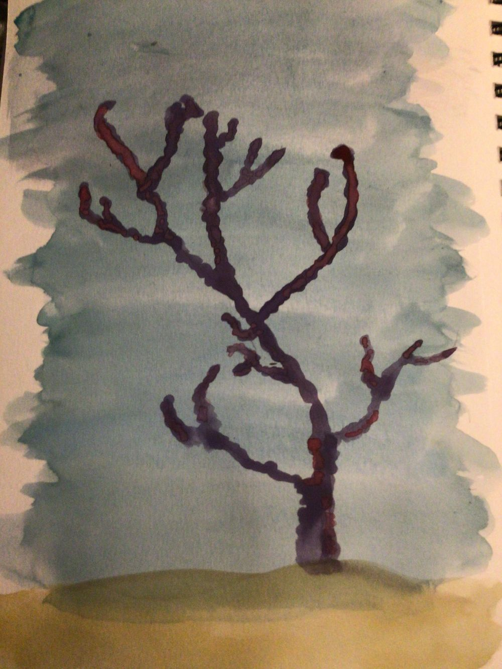 Watercolors - image 4 - student project
