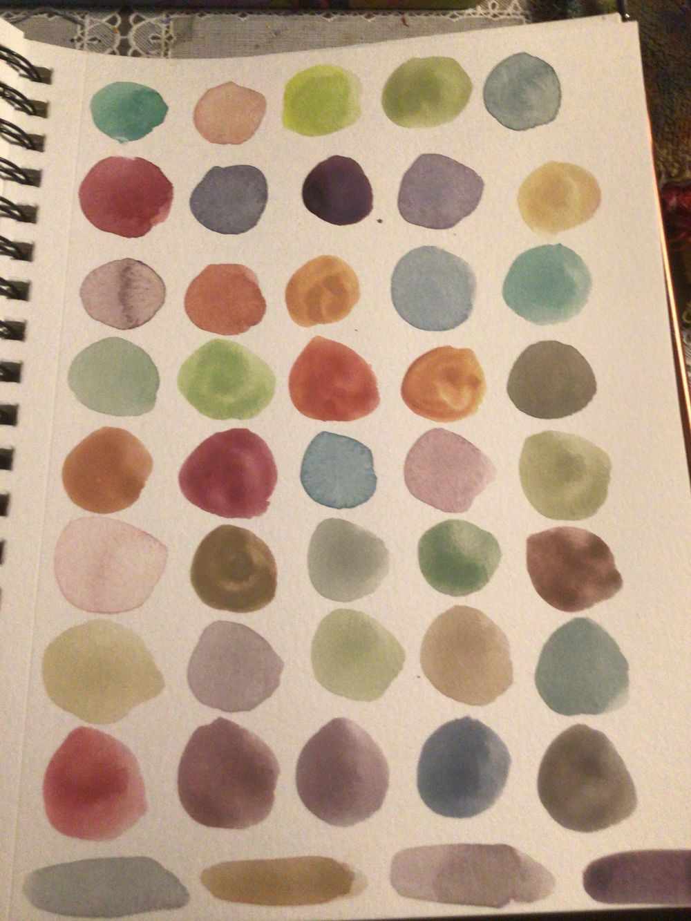 Mixing colors - image 2 - student project