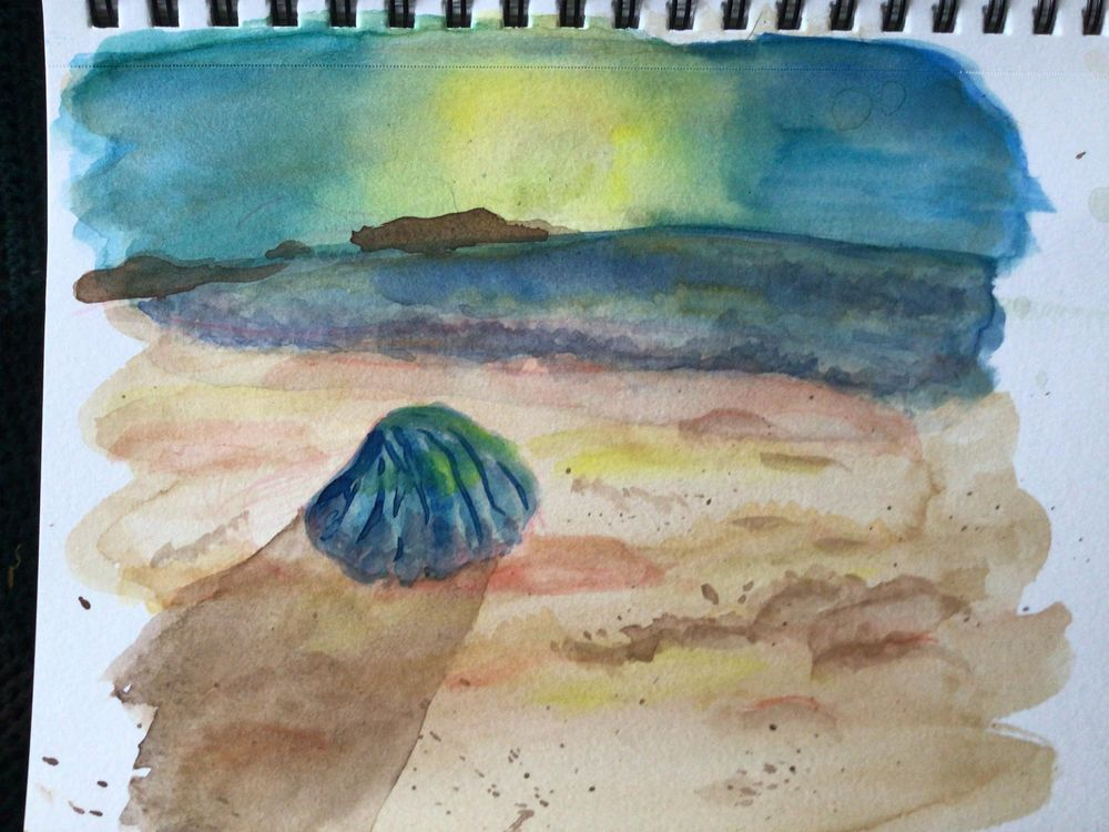 Watercolors - image 2 - student project