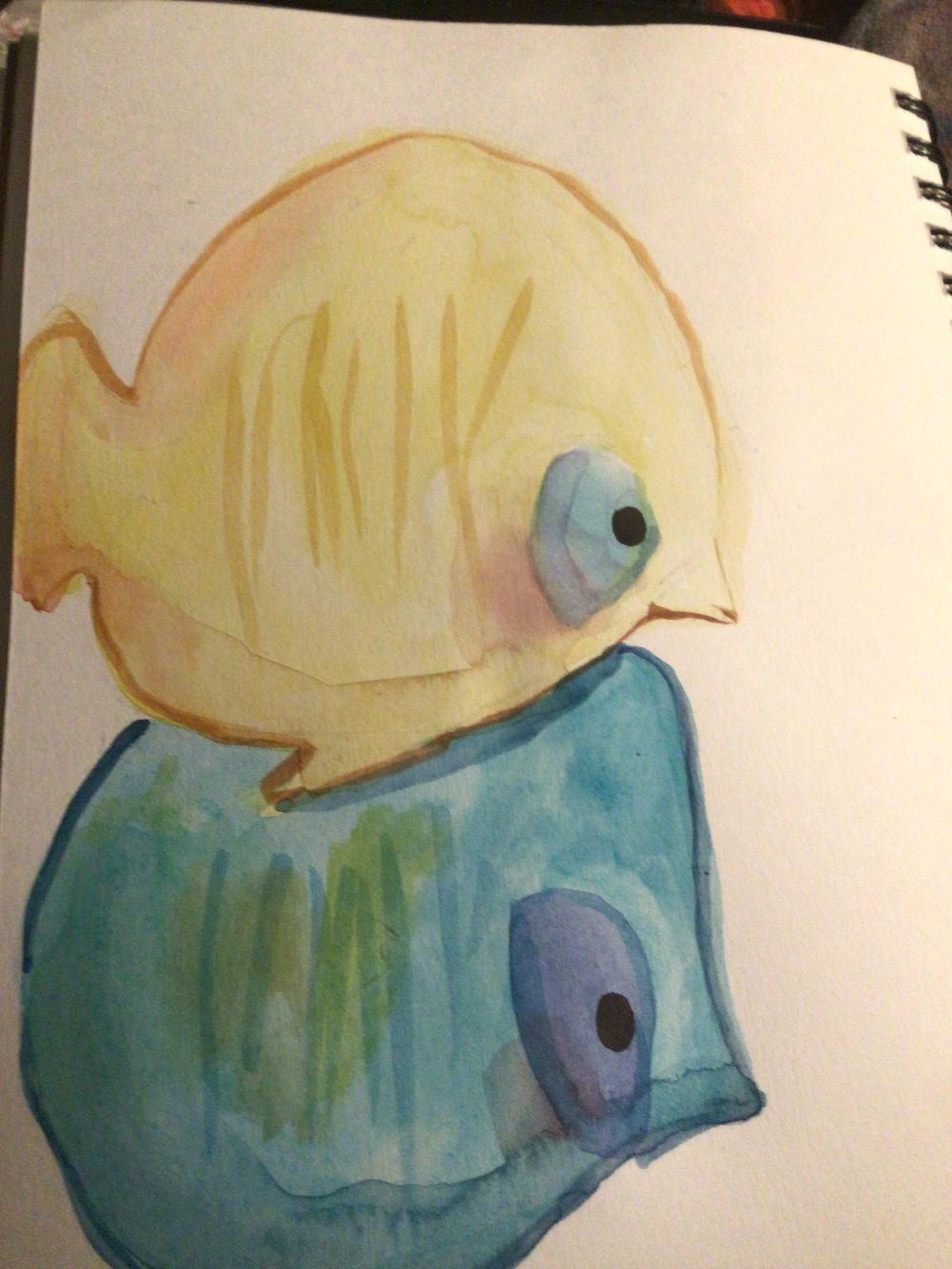 Watercolors - image 5 - student project