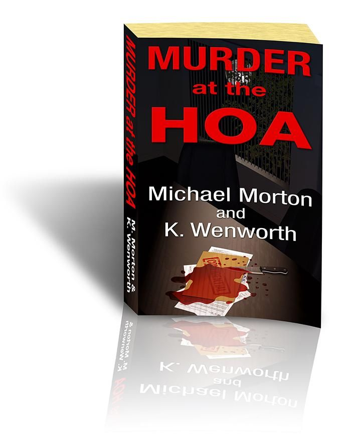 Murder at the Home Owners Association - image 1 - student project