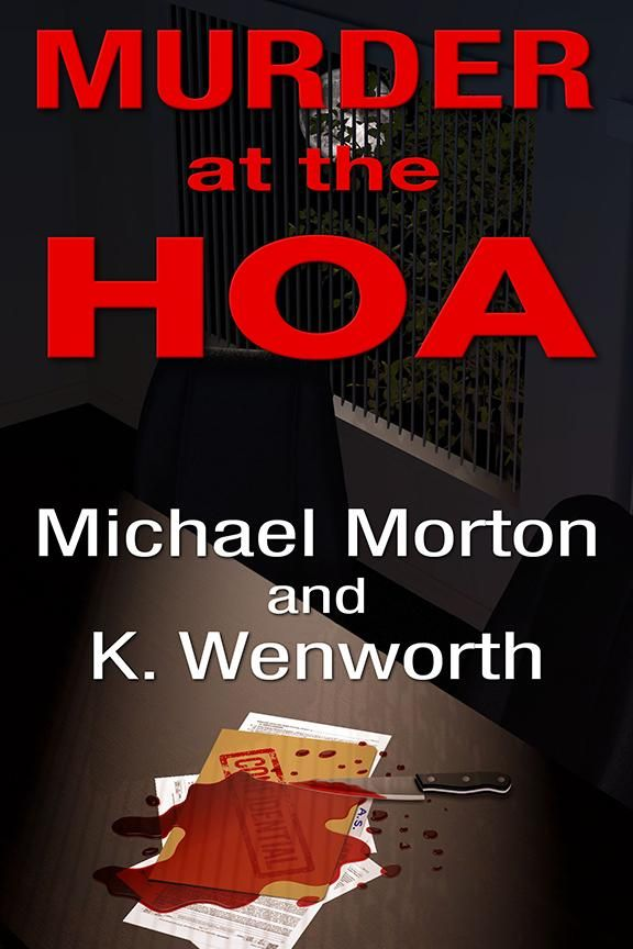 Murder at the Home Owners Association - image 2 - student project