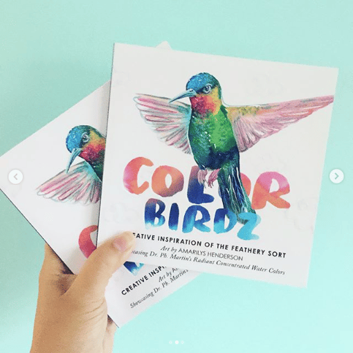More Color Birdz - image 4 - student project