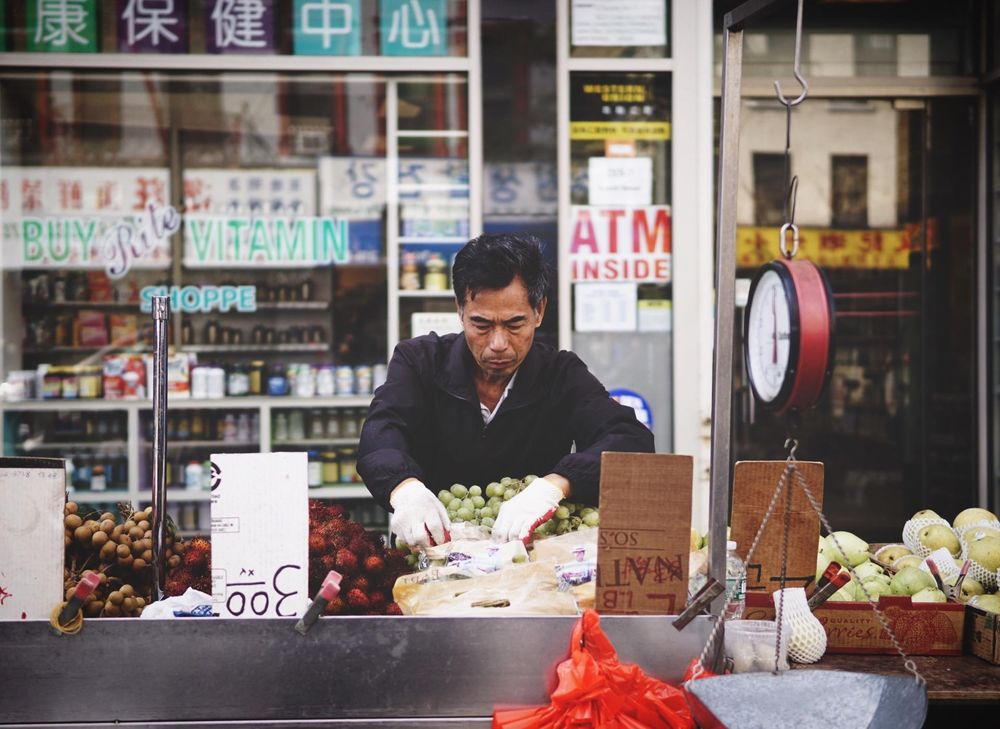A Stroll in Chinatown - image 3 - student project