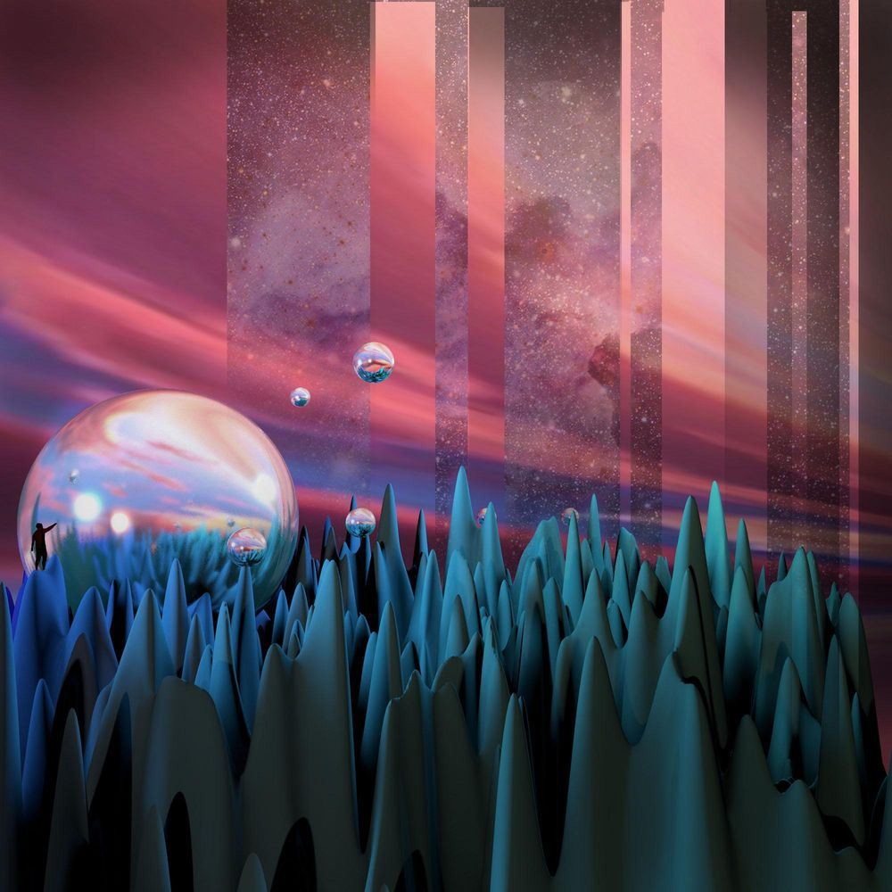 Surreal World - image 1 - student project
