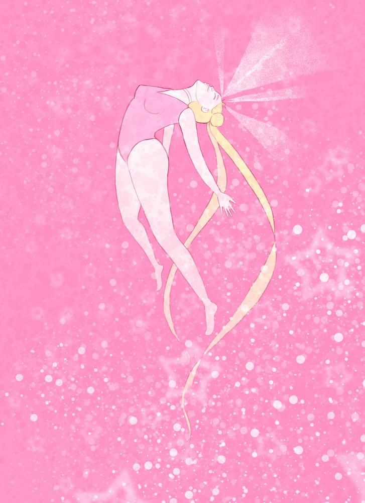 Sailor Moon transformation - image 8 - student project