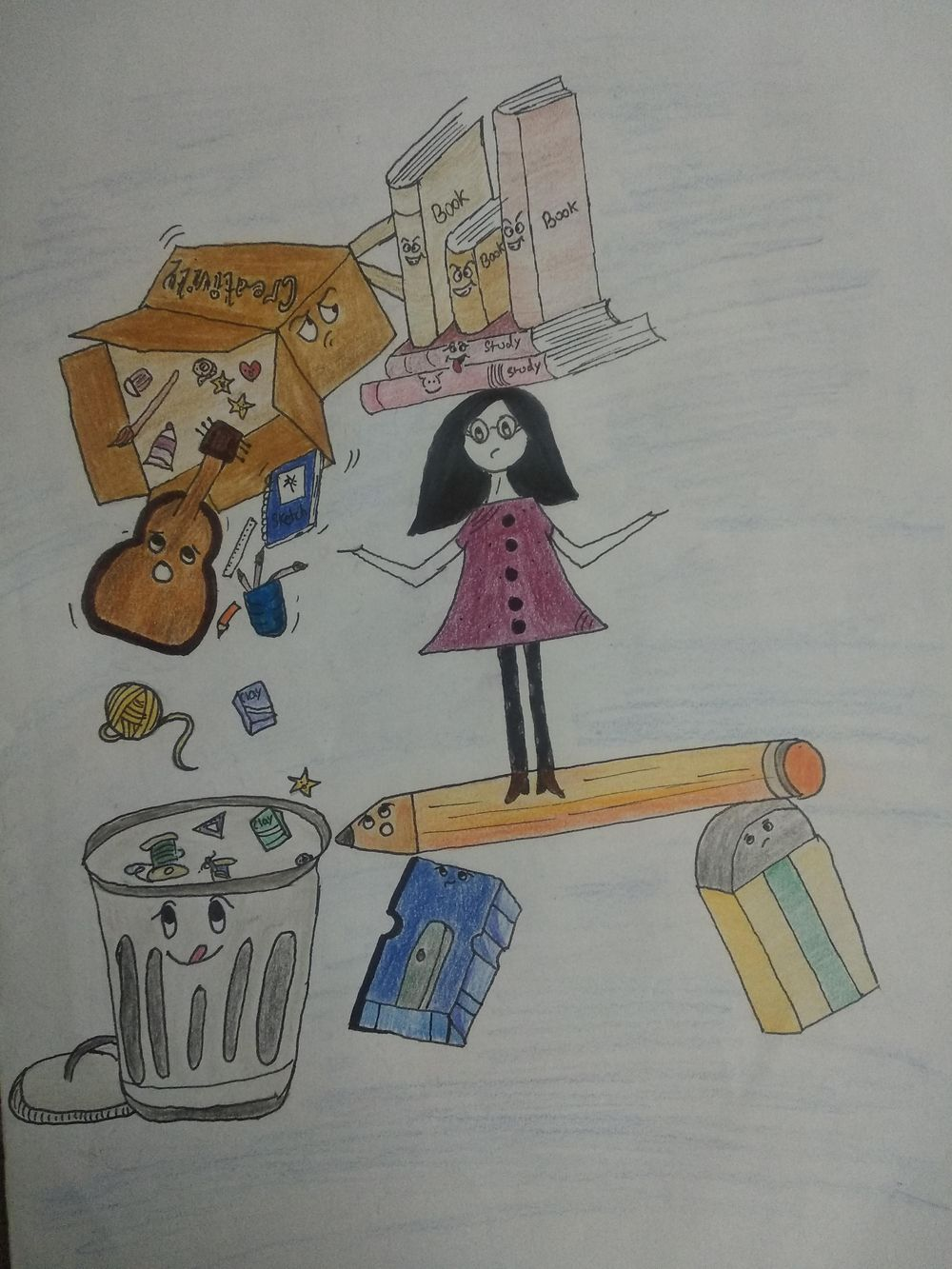 Doodle - image 1 - student project