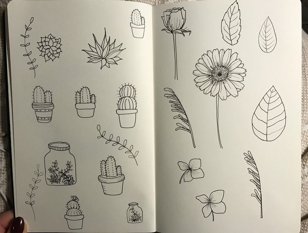 doodle practices - image 1 - student project