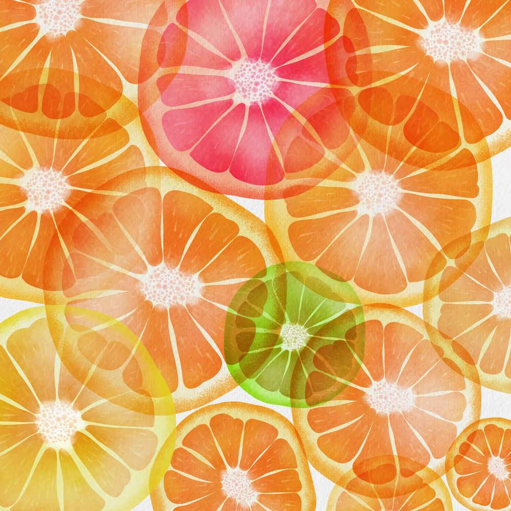 Tropical Fruit Ensemble - image 1 - student project