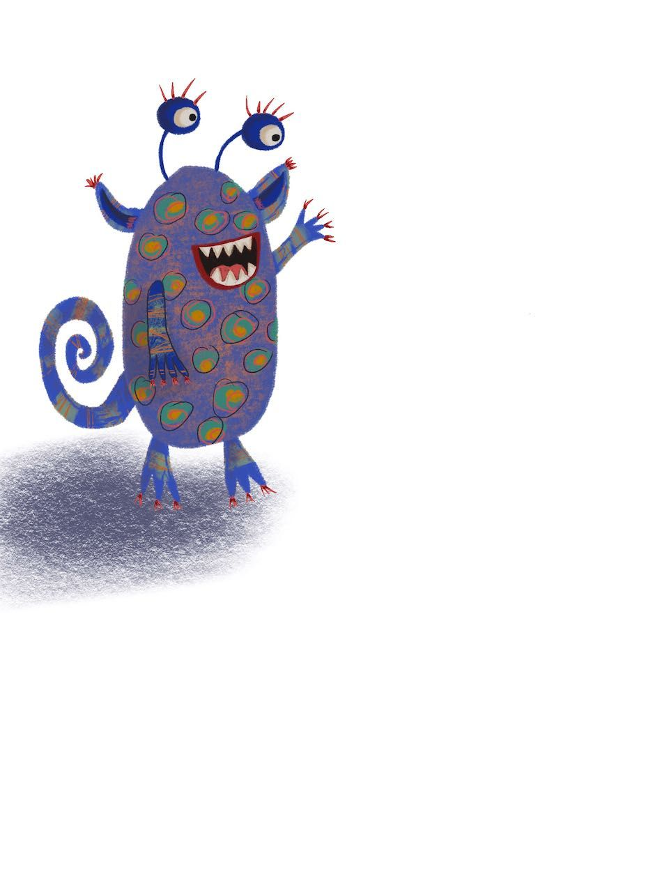 Monster Jam! - image 1 - student project