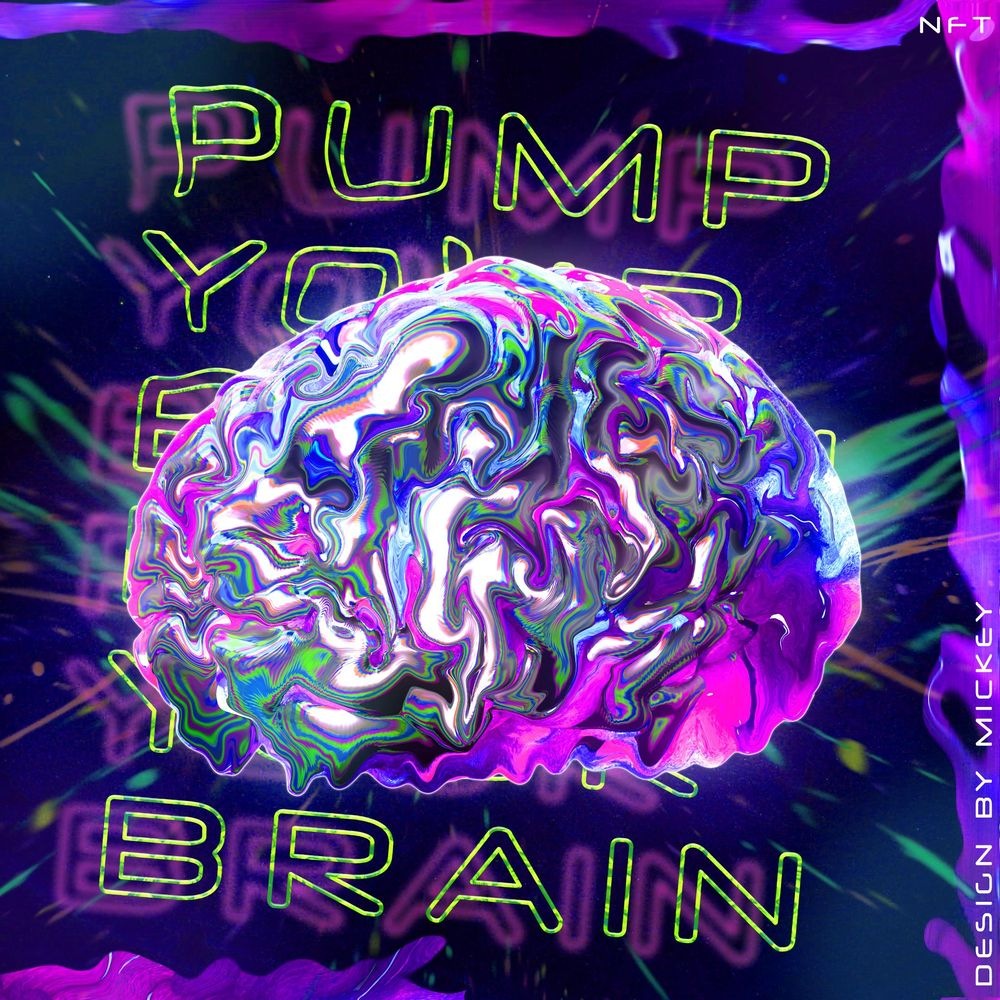 Pump you Brain - image 1 - student project