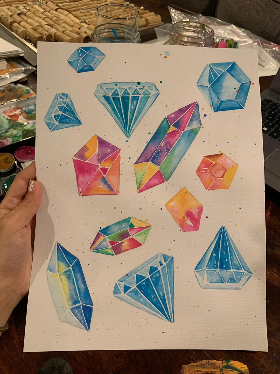 Gems - image 1 - student project