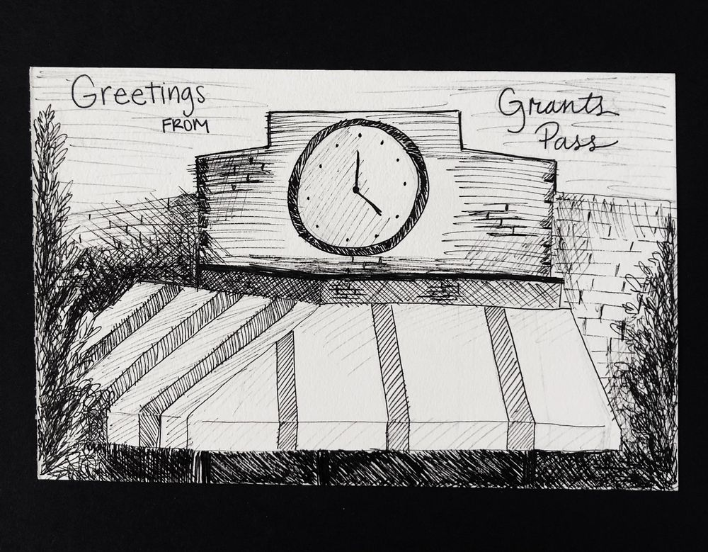 Greetings from Oregon - image 8 - student project