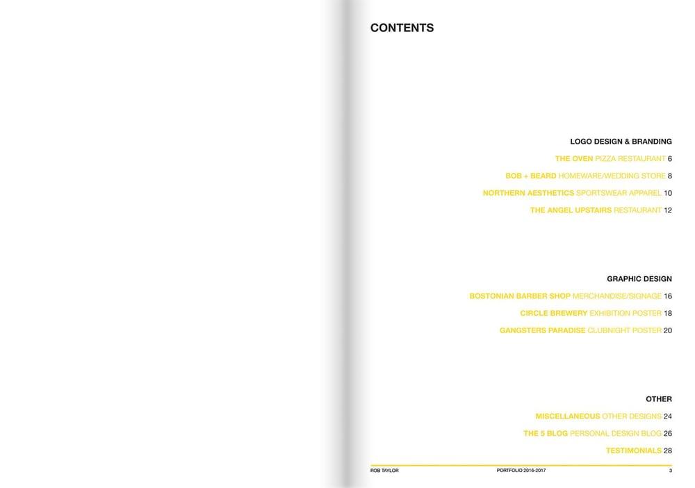 Portfolio Update - image 1 - student project