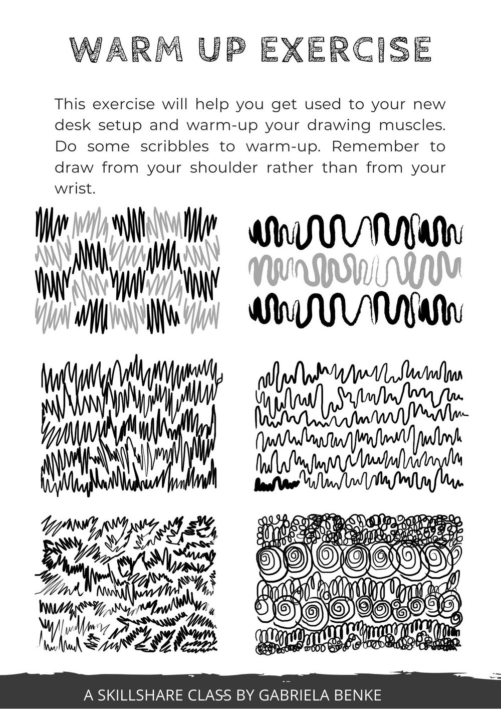 Drawing smooth lines - Practice - image 1 - student project