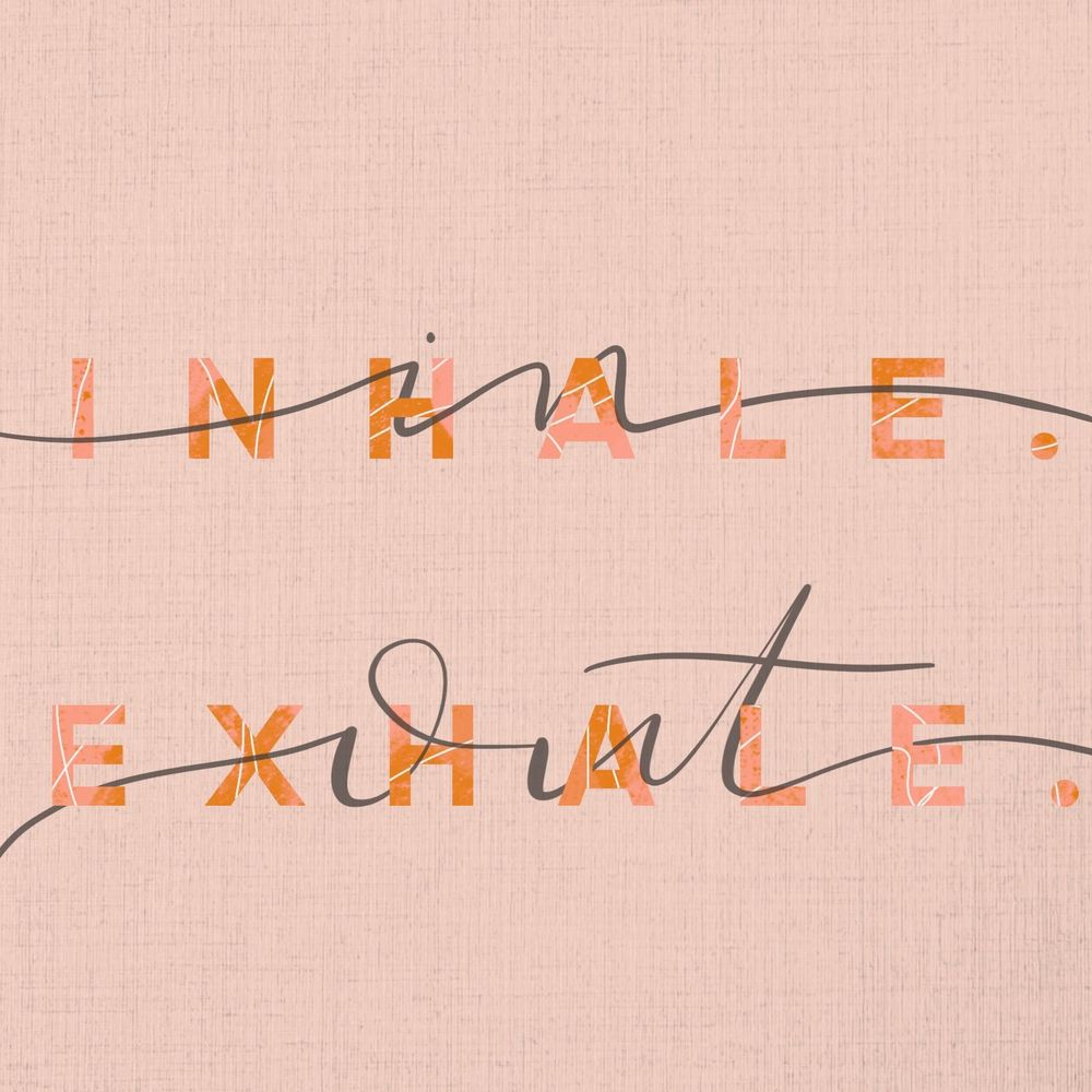 INHALE [in] EXHALE [out] - image 1 - student project