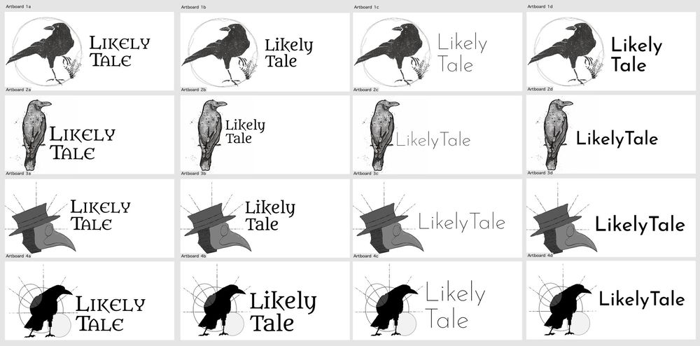 Likely Tale - image 1 - student project