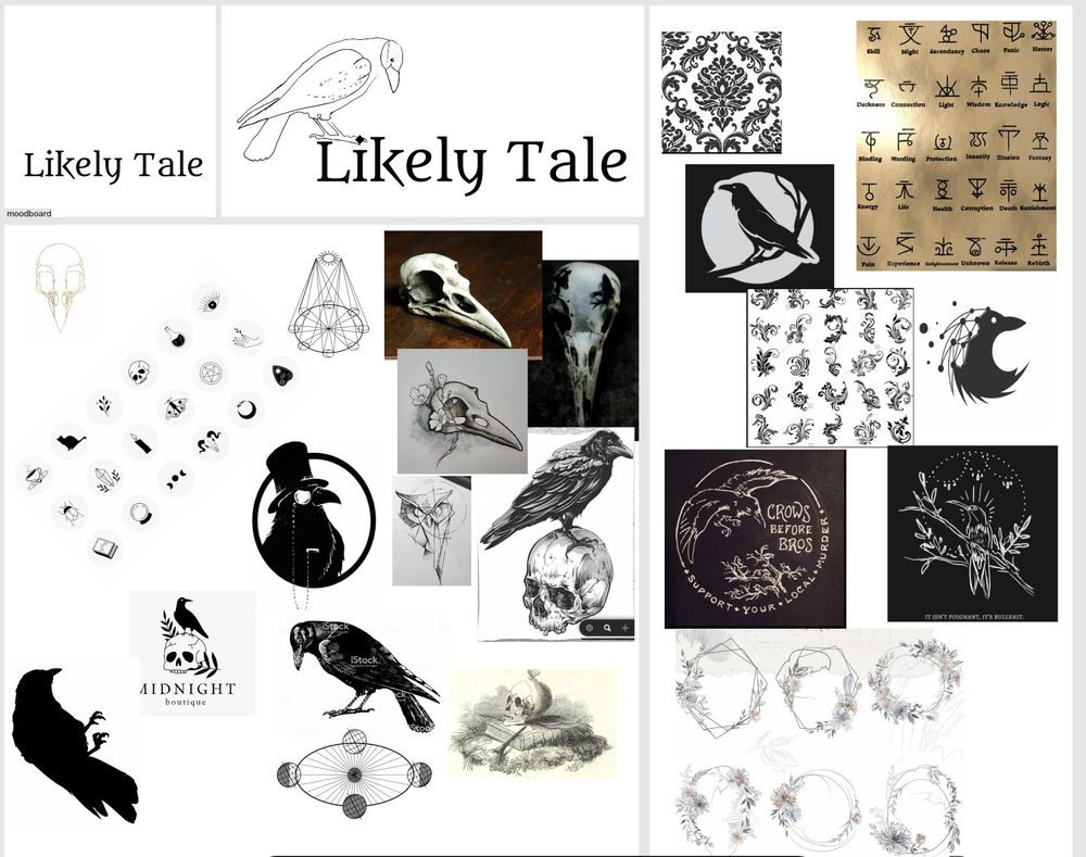 Likely Tale - image 3 - student project