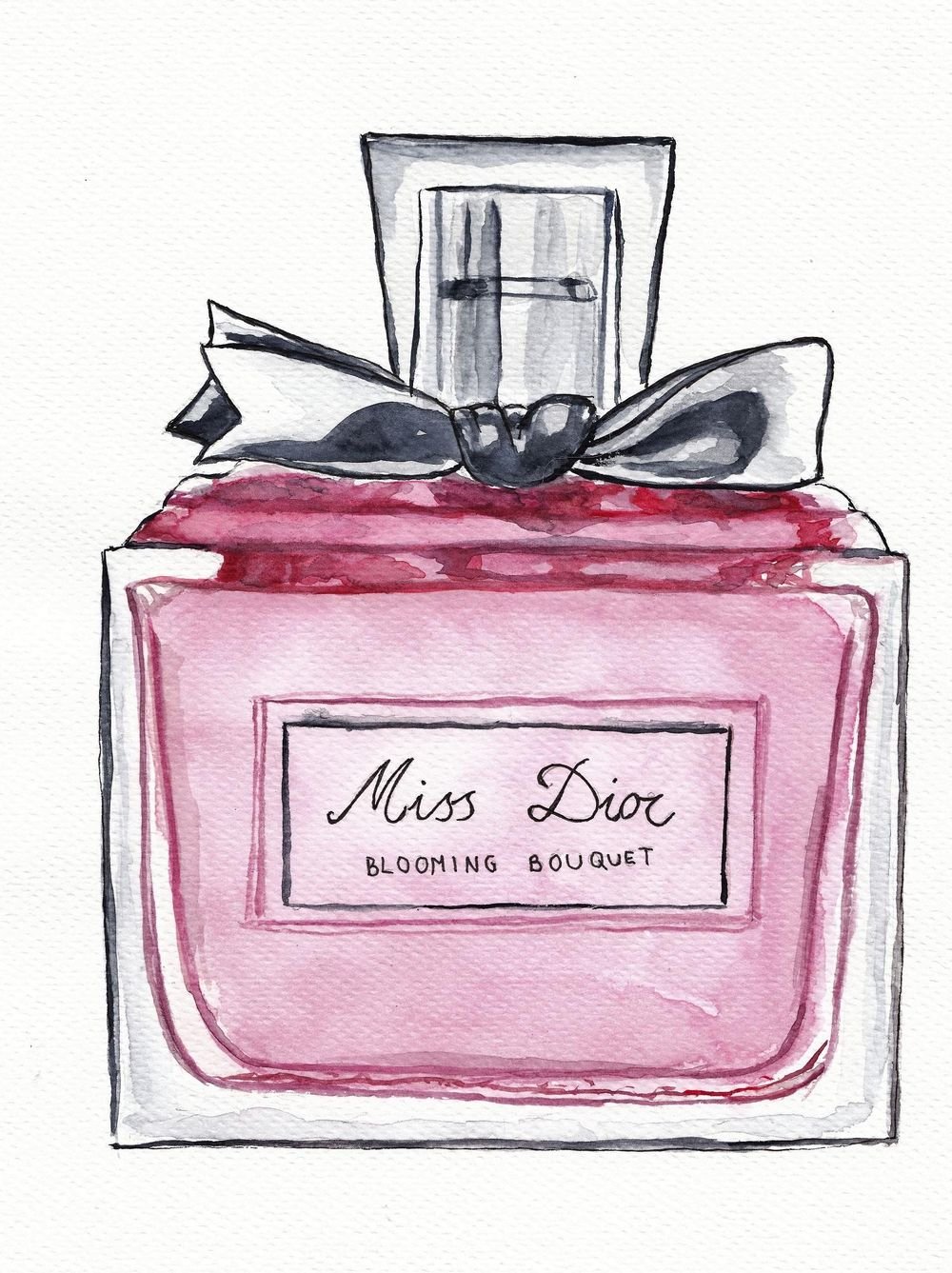Perfumes featured in the class - image 1 - student project