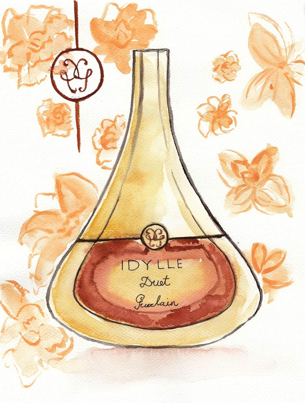 Perfumes featured in the class - image 3 - student project