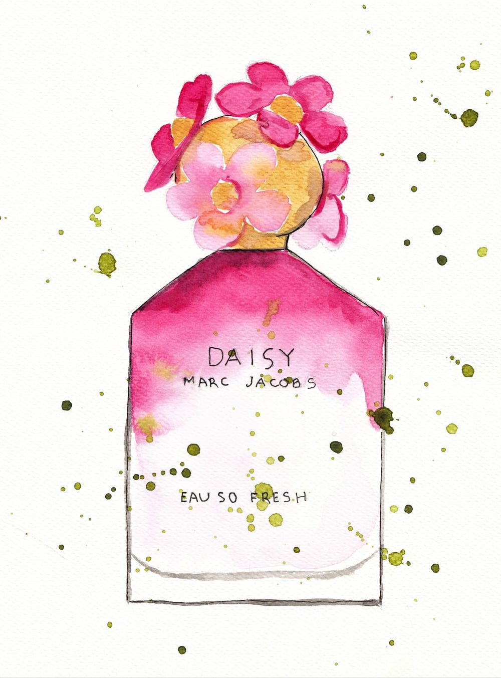 Perfumes featured in the class - image 4 - student project