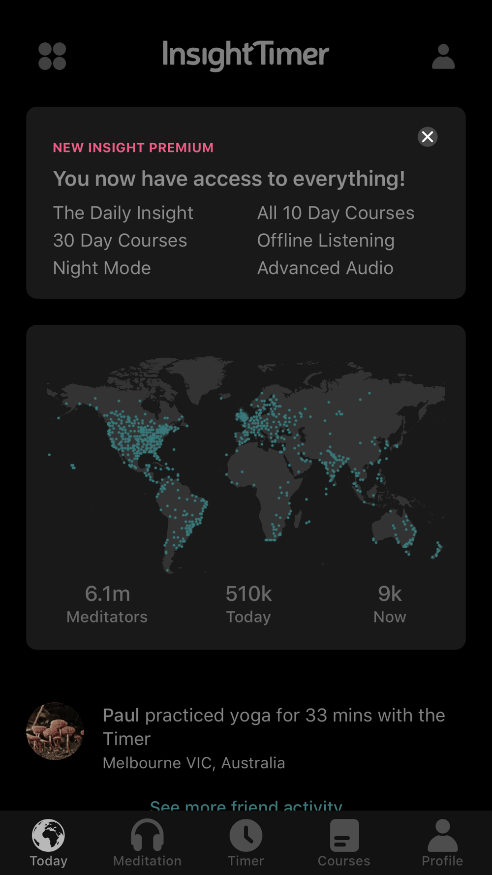 Insight App - image 2 - student project