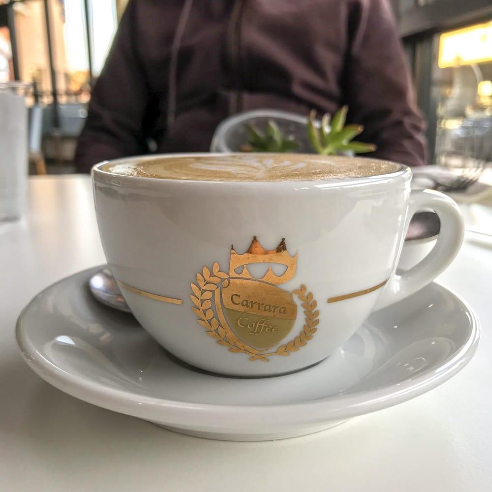 Carrara Caffè - image 1 - student project