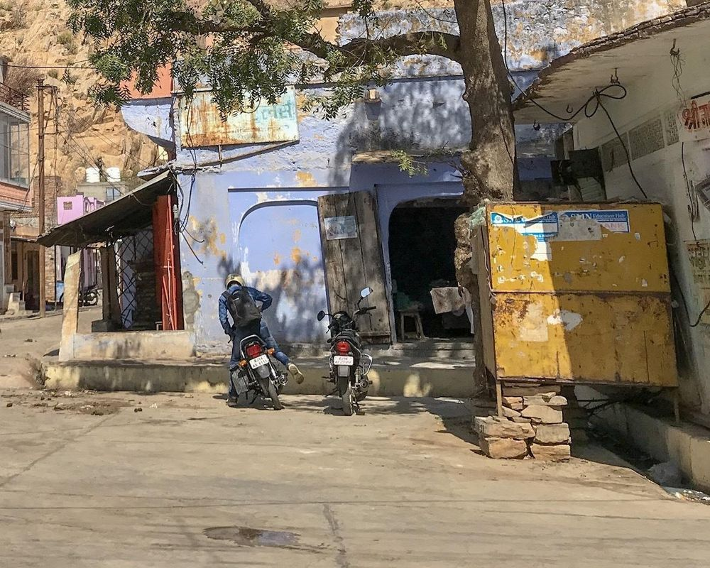 Amer, Rajastan - image 2 - student project