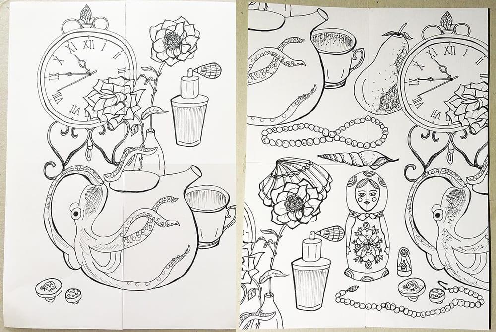 Matryoshka & Molluscs - image 1 - student project