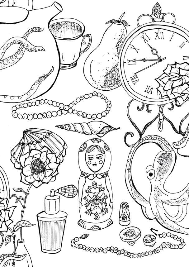 Matryoshka & Molluscs - image 2 - student project