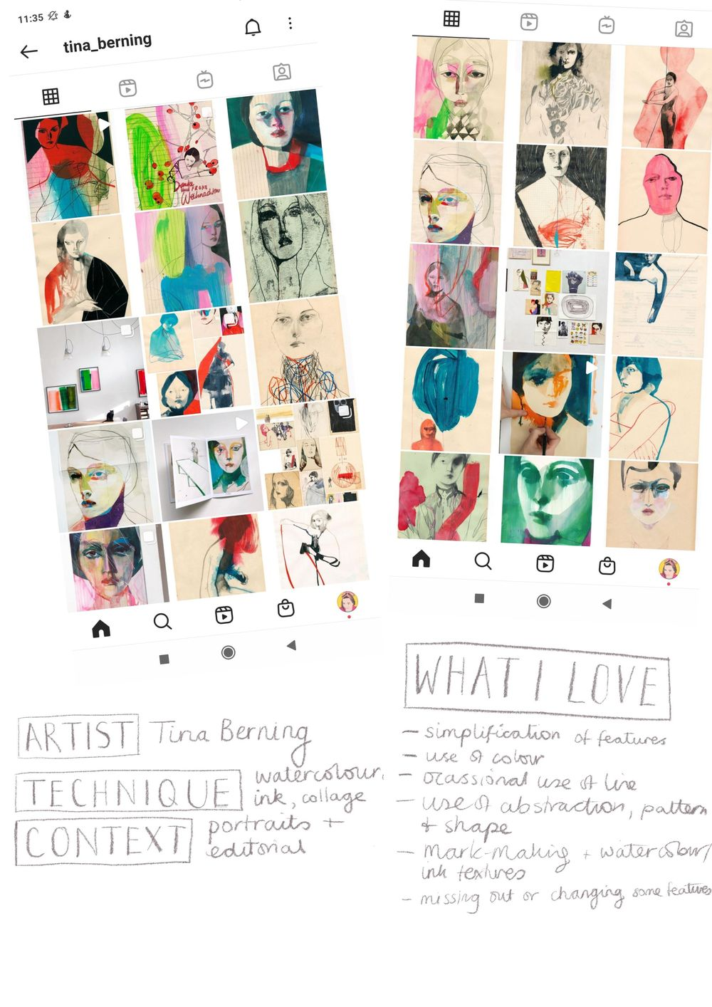 Tasha Goddard Style Class - image 9 - student project