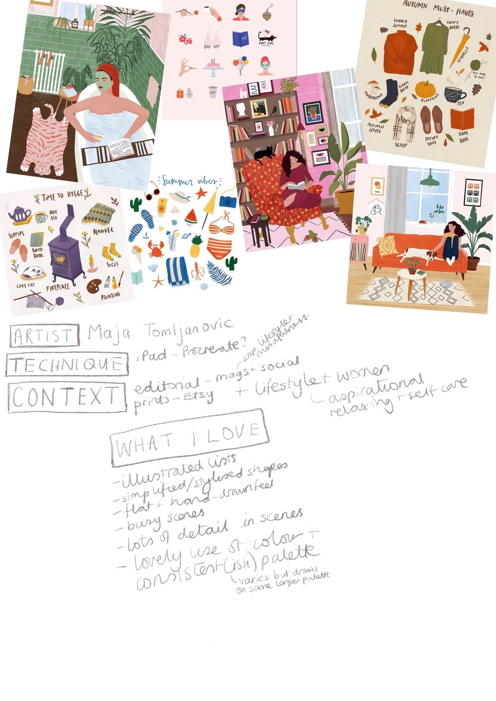 Tasha Goddard Style Class - image 8 - student project