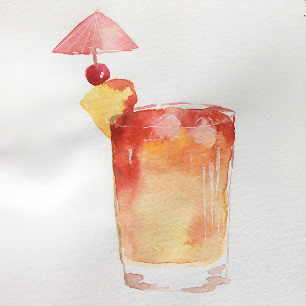 Juicy drinks - image 3 - student project