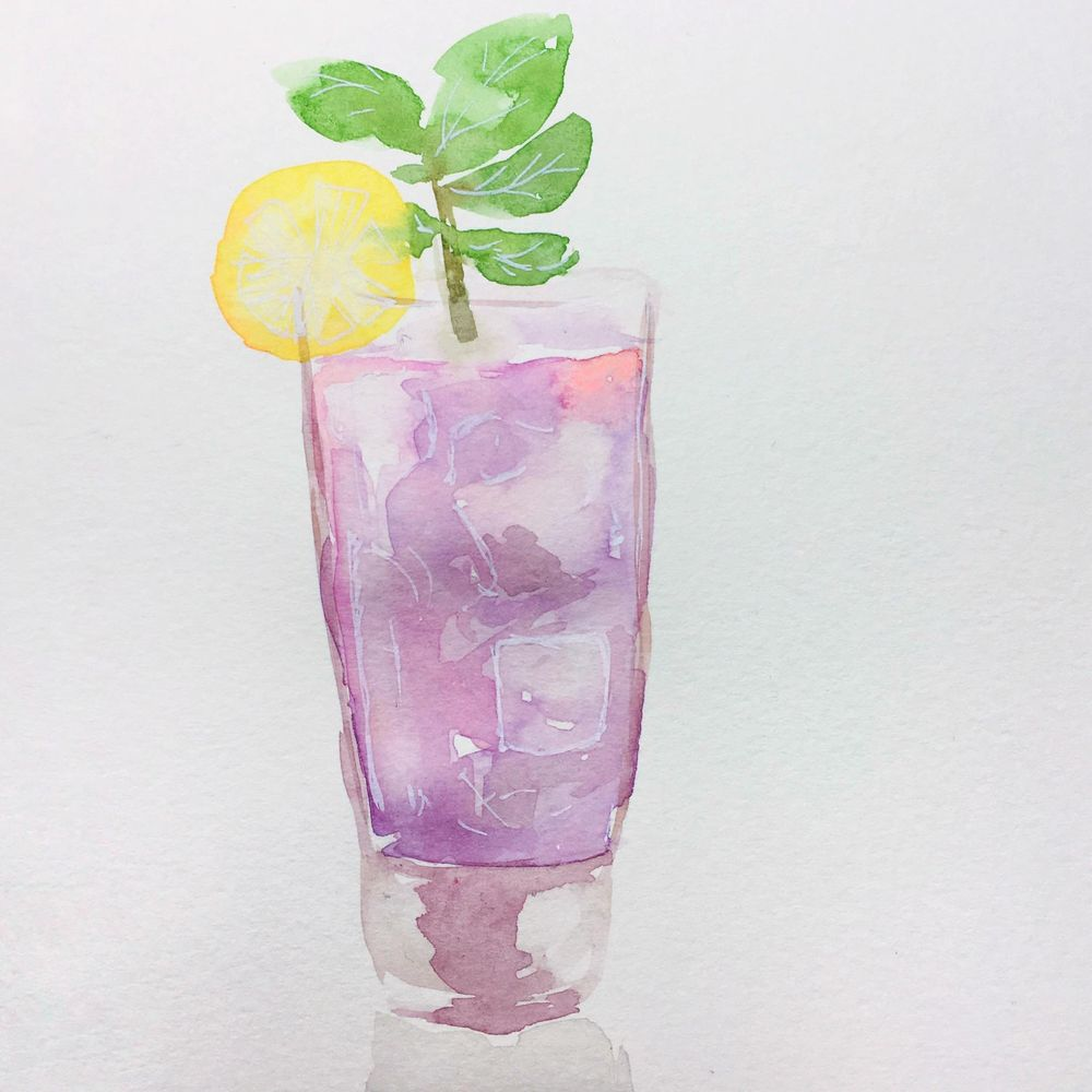Juicy drinks - image 1 - student project