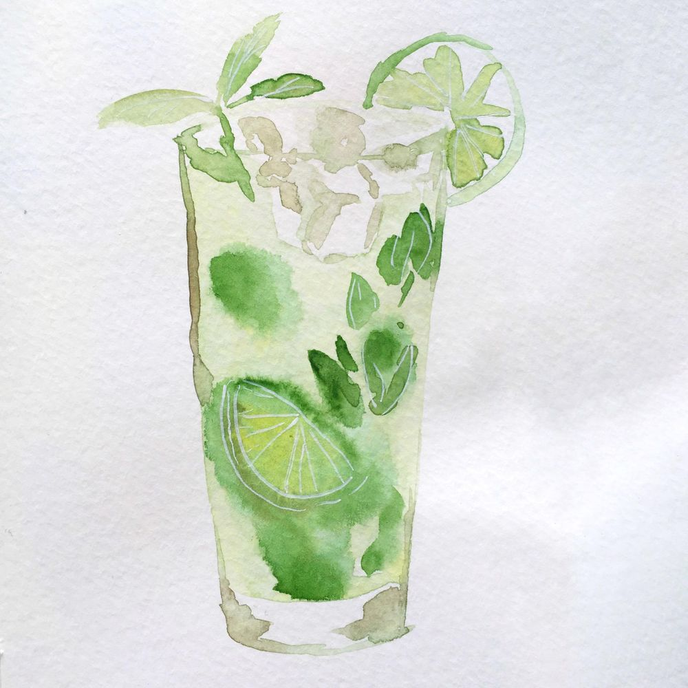 Juicy drinks - image 2 - student project