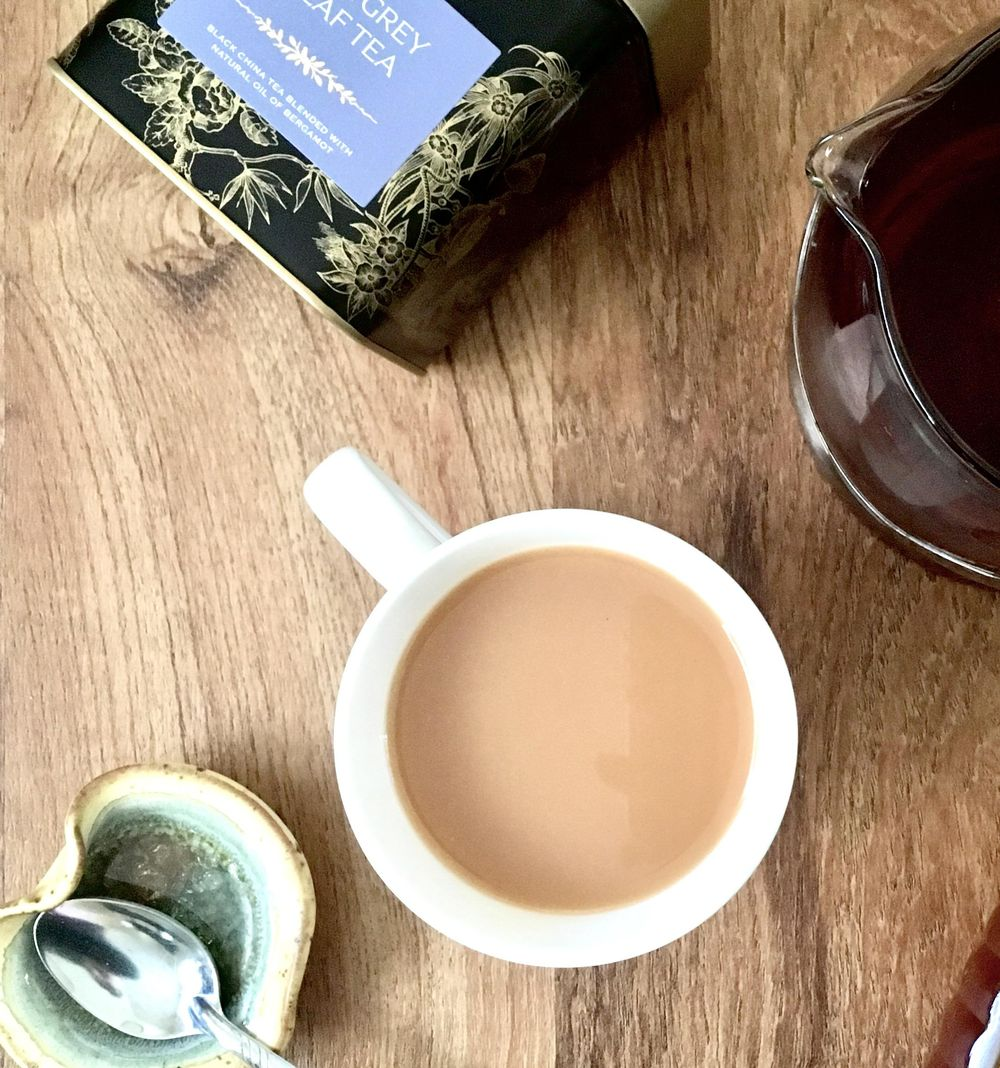 Tea Tips Flatlay - image 1 - student project