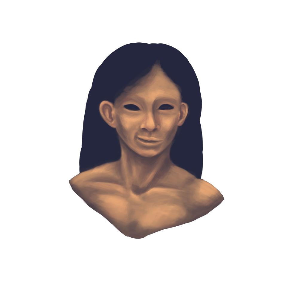 Girl Portrait - image 3 - student project