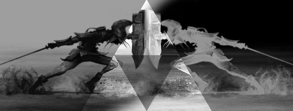 Image Collage - Link Triforce - image 1 - student project