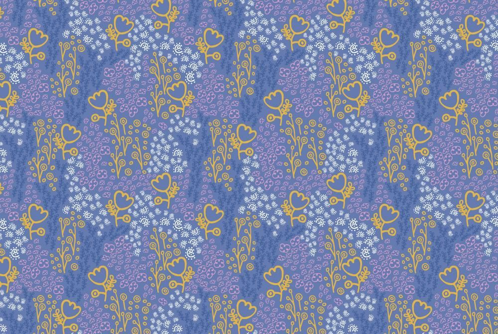 Floral patterns - image 5 - student project